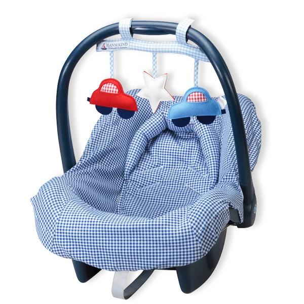 Spieltrapez für z.B. Babyschalen , Auto