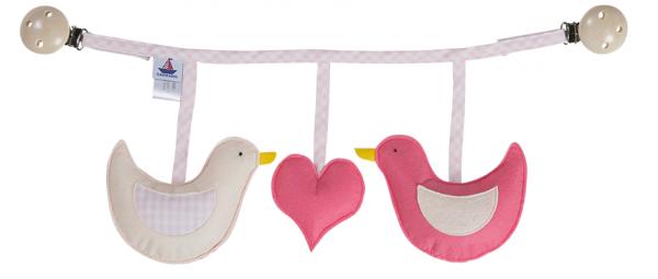 Kinderwagenkette Ente