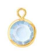 Blau-Quarz-Gold