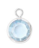Blau-Quarz-Silber